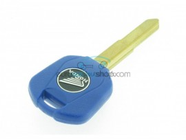 Honda Motorbike Key - Blue - Key Blade HON31 - after market product